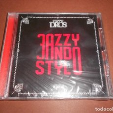CDs de Música: DIZZY DROS ( 3AZZY 3ANDO STYLO ) - CD - PRECINTADO - LIBERTA - GHETTO BOY - 10 MILLIONS - BOUZEBBAL. Lote 81029532