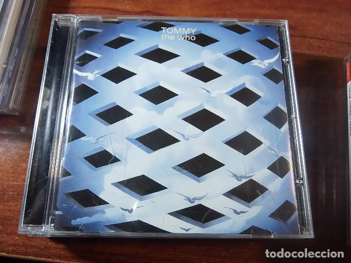 THE WHO TOMMY (Música - CD's Rock)