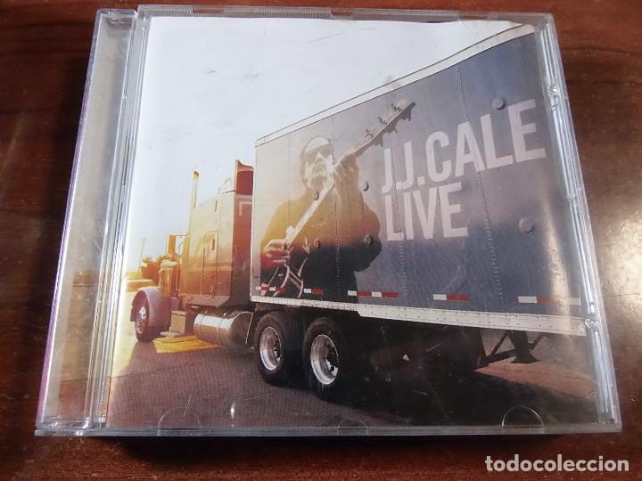 J.J. CALE LIVE (Música - CD's Rock)