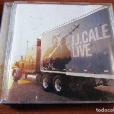 CDs de Música: J.J. CALE LIVE. Lote 81035104