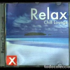 CDs de Música: RELAX ,CHILL LOUNGE. DUNN, PETE./ STONE, MARY. CD-VARIOS-1354. Lote 81066088