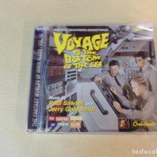 CDs de Música: VOYAGE TO THE BOTTON SEA - CD BANDA SONORA SOUNDTRACK PETER SAWTELL JERRY GOLDSMITH VIAJE FONDO MAR. Lote 81072068