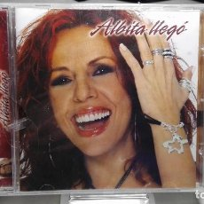 CDs de Música: CD - ALBUM - ALBITA- LLEGÓ - PRECINTADO!. Lote 81077860