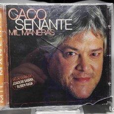 CDs de Música: CD - ALBUM - CACO SENANTE ?– MIL MANERAS . Lote 81105964