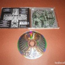 CDs de Música: LAIBACH ( SYMPATHY FOR THE DEVIL ) - CD - CDLP MUTE 80 - MUTE RECORDS. Lote 81116332