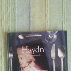 CDs de Música: HAYDN - CONCIERTO DE CUERDA - CD-LIBRO. COLECCIÓN EL PAÍS - Nº 35. Lote 81150024