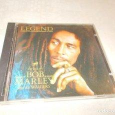 CDs de Música: BOB MARLEY AND THE WAILERS LEGEND. Lote 81162768