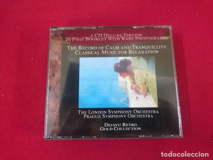 THE RECORD OF CALM AND TRANQUILLITY 2 CDS (Música - CD's Clásica, Ópera, Zarzuela y Marchas)