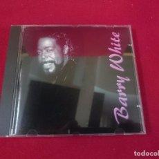 CDs de Música: BARRY WHITE. Lote 81181204