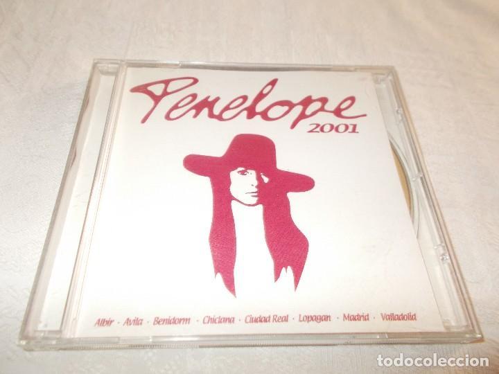 PENELOPE 2001 CD 1 (Música - CD's Disco y Dance)