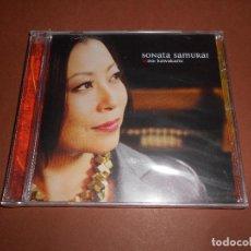 CDs de Música: MINE KAWAKAMI ( SONATA SAMURAI ) - CD - PRECINTADO - ZGM101 - ESPIRITU - TSUKINOURA - GUALDARQUIVIR. Lote 155365898