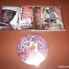 CDs de Música: NEGRO JARI ( REINSERCION 2 ) - CD - NJ ESTILO PROPIO - ME DA IGUAL LA MODA - LOS MEJORES PLACERES ... Lote 81264132