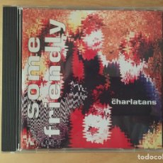 CDs de Música: THE CHARLATANS: SOME FRIENDLY. Lote 81267527