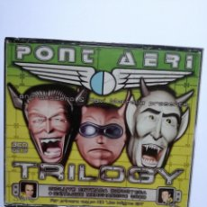 CDs de Música: CD PONT AERI - TRILOGY - TEMPPO MUSIC 1999. Lote 81325924