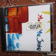 CDs de Música: B.S.O. DE MARRY ME JANE- CD CON 13 TEMAS- TITULO SI NO TE CASAS ME MATO- DEL 96- NUEVO ABIERTO. Lote 81425552