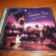 CDs de Música: SUZANNE CIANI AND THE WAVE LIVE CD ALBUM DEL AÑO 1997 CONTIENE 16 TEMAS NEW WAVE RARO. Lote 222382776