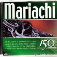 CDs de Música: CD - MARIACHI - 25 CANCIONES . Lote 81560700