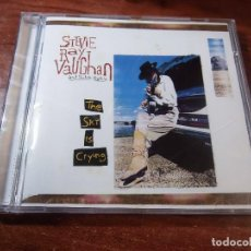 CDs de Música: STEVIE RAY VAUGHAN AND DOUBLE TROUBLE THE SKY IS CRYING. Lote 81569016