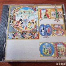 CDs de Música: KING CRIMSON LIZARD. Lote 81578164