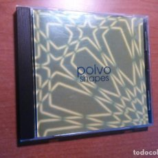 CDs de Música: POLVO-SHAPES (CD. TOUCH AND GO. 1997) SIMILAR: SONIC YOUTH, SUPERCHUNK.... Lote 81651576