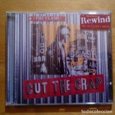 CDs de Música: CD THE CLASH - CUT THE CRAP IMPOLUTO PUNK ROCK. Lote 81661248