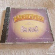 CDs de Música: SUPERMUSCI BALADAS . Lote 81689332