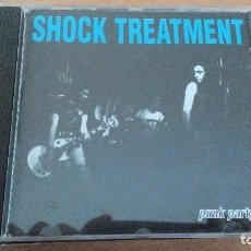 CDs de Música: SHOCK TREATMENT - PUNK PARTY (CD,NO TOMORROW,1995) PUNK ESTILO NIKIS SPAIN. Lote 81706964