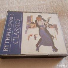 CDs de Música: RYTHM & DANCE CLASSICS 2 CDS. Lote 81733460