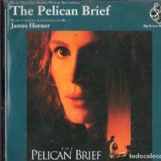CDs de Música: EL INFORME PELÍCANO (BSO) - JAMES HORNER. Lote 81736584