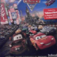 CDs de Música: CD. ORIGINAL SOUNDTRACK CARS 2 - MICHAEL GIACCHINO PRECINTADO. Lote 108706611
