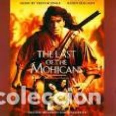 CDs de Música: THE LAS OF THE MOHICANS. TREVOR JONES. RANDY EDELMAN. ORIGINAL MOTION PICTURE SOUNDTRACK. Lote 81784732