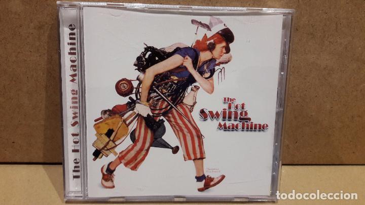 THE HOT SWING MACHINE. CD / MITIK RECORDS - 2000. 10 TEMAS / CALIDAD LUJO. (Música - CD's Jazz, Blues, Soul y Gospel)