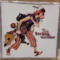 CDs de Música: THE HOT SWING MACHINE. CD / MITIK RECORDS - 2000. 10 TEMAS / CALIDAD LUJO.. Lote 81802872