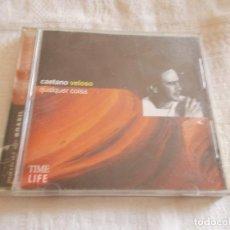 CDs de Música: CAETANO VELOSO QUALQUER COISA. Lote 81824804