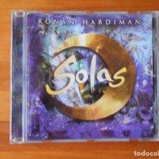 CDs de Música: CD RONAN HARDIMAN - SOLAS (P9). Lote 81897972