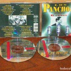 CDs de Música: LOS PANCHOS - CANTA A AGRDEL - DOBLE CD . Lote 81940628