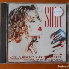 CDs de Música: CD THIS IS SOUL - CLASSIC 60'S SOUL (T9). Lote 81982212