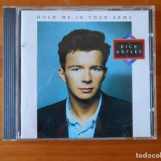 CDs de Música: CD RICK ASTLEY - HOLD ME IN YOUR ARMS (V9). Lote 81992840
