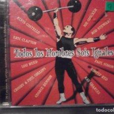 CDs de Música: CD. DOBLE. TODOS LOS HOMBRES SOIS IGUALES PRECINTADO. Lote 81996996