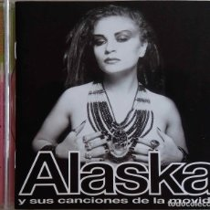 CDs de Música: ALASKA. Y SUS CANCIONES DE LA MOVIDA. CD. Lote 82020652