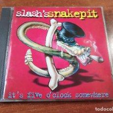 CDs de Música: SLASH SNAKEPIT GUITARRA DE GUNS N ROSES. Lote 82039272