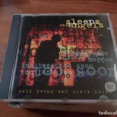 CDs de Música: NEIL YOUNG SLEEPS WITH ANGELS. Lote 82040312
