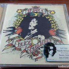 CDs de Música: RORY GALLAGHER TATOO. Lote 82068376