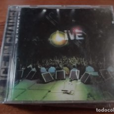 CDs de Música: ALICE IN CHAINS LIVE. Lote 82068772