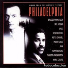 CDs de Música: PHILADELPHIA - CD. Lote 82080404