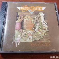 CDs de Música: AEROSMITH TOYS IN THE ATTIC. Lote 82086732