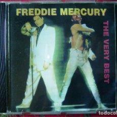 CDs de Música: FREDDIE MERCURY.THE VERY BEST...NO OFICIAL. Lote 82207316