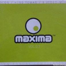 CDs de Música: MAXIMA FM VOL. 3 . Lote 82214023