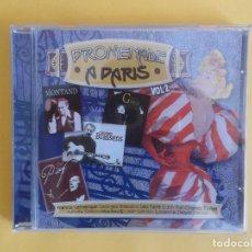 CDs de Música: PROMENADE A PARIS - VARIOS INTERPRETES - CD MUSICA. Lote 82244932