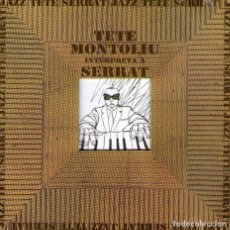 CDs de Música: TETE MONTOLIU INTERPRETA A SERRAT - CD ALBUM - 9 TRACKS - FRESH SOUND RECORDS 1997. Lote 82266040